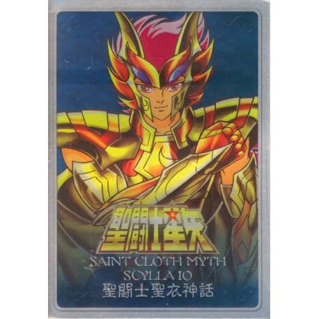 "Marinas - Scylla - Plaque ""Metal Mat"" Bandaï HK"