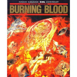 Art Book - Burning Blood - Saint Seiya