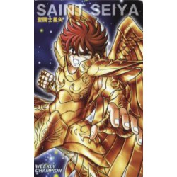 Carte Téléphonique - Next Dimension - Seiya God