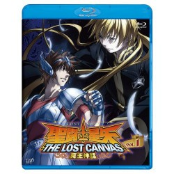 Saint Seiya - Blu-Ray - The Lost Canvas - vol.1 - Japonais