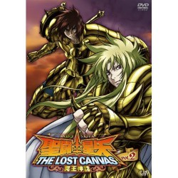 Saint Seiya - DVD - The Lost Canvas - vol.2 - Japonais