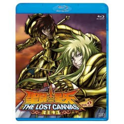 Saint Seiya - Blu-Ray - The Lost Canvas - vol.2 - Japonais