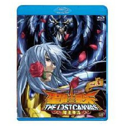Saint Seiya - Blu-Ray - The Lost Canvas - vol.3 - Japonais