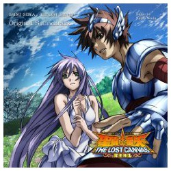 "Saint Seiya - CD Audio - The Lost Canvas ""OST"""