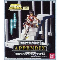 Supports - Appendix Deluxe - Saint Seiya - Myth Cloth