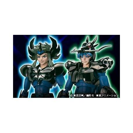 Dragon & Cygne Noir - Myth Cloth - Bandaï Premium Japan