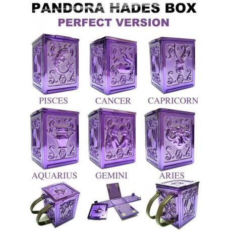 Boîtes Pandore (Surplis) - Perfect Version - set de 6