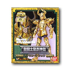 Capricorn Shura - Myth Cloth Saint Seiya