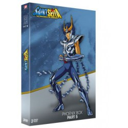 Saint Seiya - Part.05 (Phoenix Box) - 3 DVD - Ép. 100 à 114 - VOSTF + VF