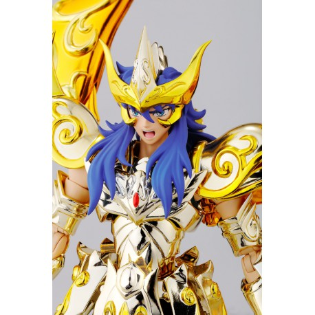 Milo - Scorpio God Cloth - Myth Cloth EX - Saint Seiya Sould of Gold