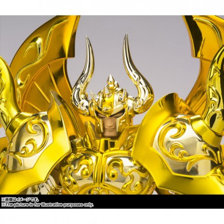 Taureau - Aldebaran - Myth Cloth EX Soul of Gold - Saint Seiya