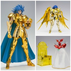Saga Premium Set Gemini New Cloth - Myth Cloth EX - Saint Seiya Sould of Gold