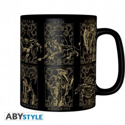 Mug - Saint Seiya - Les 12 armures d'Or - 460 ml