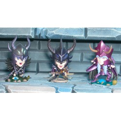 Saint Seiya - Anime Heroes - Surplis - Les trois Titans
