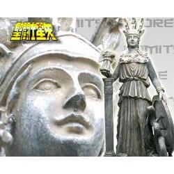 Statue d'Athéna - Résine - Saint Seiya
