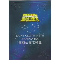 Bronze V2 - Phénix Ikki - Plaque Bandaï HK