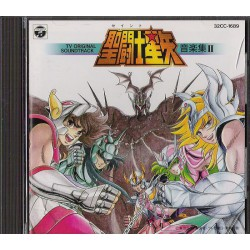 Saint Seiya - CD Audio - Ongakushu 2 - Sanctuaire