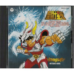 Saint Seiya - CD Audio - Makeup 1