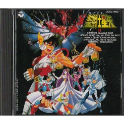 Saint Seiya - CD Audio - Makeup 2
