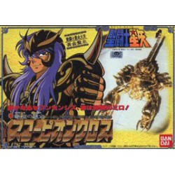 Or - Scorpion - Milo - Saint Seiya - Vintage - 1987