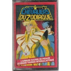 Saint Seiya - K7 audio - Drama - 2 Histoires en Français - 1988