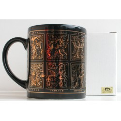 Mug - Saint Seiya - 12 Gold Cloth