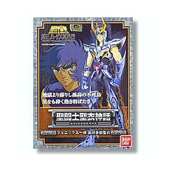 Phoenix Final Version - V3 - Ikki - Saint Seiya - Myth Cloth