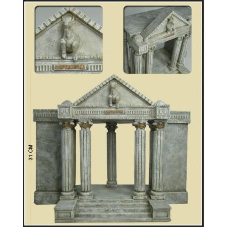 Temple du Capricorne - Résine - Saint Seiya