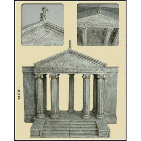 Temple du Sagittaire - Résine - Saint Seiya