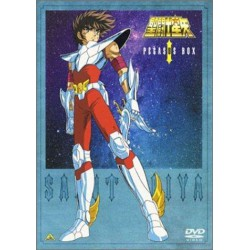 Pegasus Box - Saint Seiya Box 4 DVD Collector n°1 - Japonais