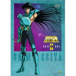 Dragon Box - Saint Seiya Box 4 DVD Collector n°2 - Japonais