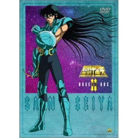 Dragon Box - Saint Seiya Box 4 DVD Collector n°2 - Japonais