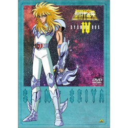 Cygnus Box - Saint Seiya Box 4 DVD Collector n°4 - Japonais