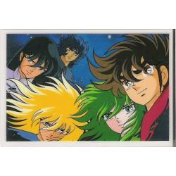 Saint Seiya - Rami Card - n° 0788-D